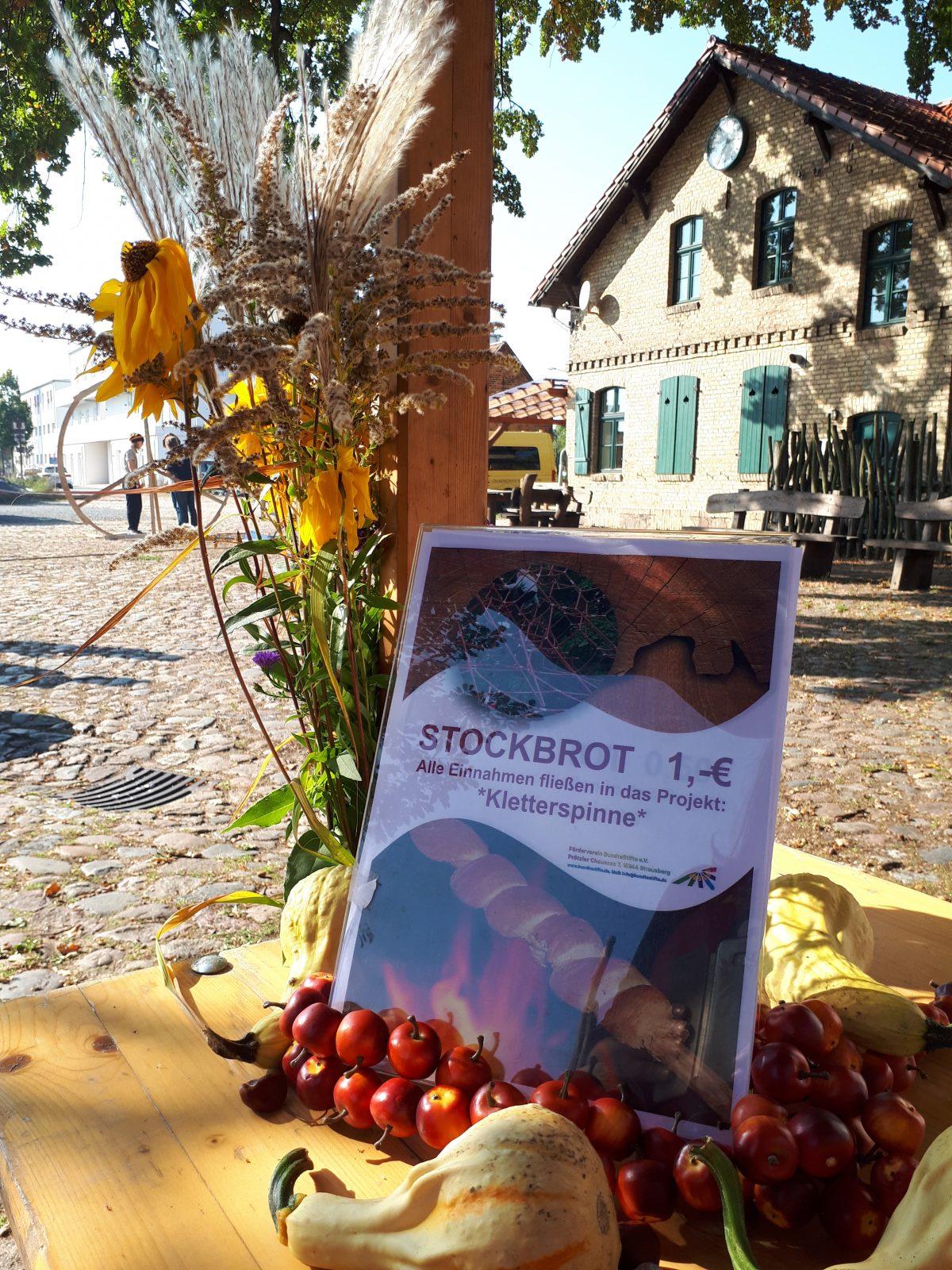 29.09.2017 Herbstfest auf dem Schulhof